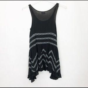Free People Tops - Intimately free people Lace Trapeze Tunic / Dress